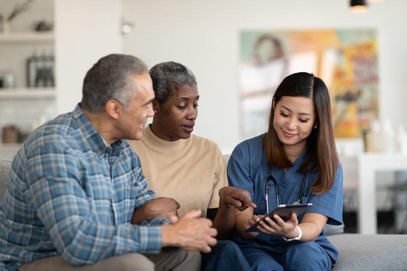 UConn Online Adult Primary Care Gerontology Masters Degree